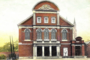 Assembly rooms illustration