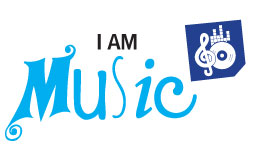 I Am Music logo