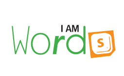 I Am Words logo