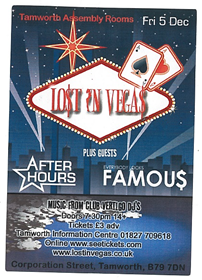 lost in vegas flyer